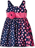 Bonnie Jean Girls' Sleeveless Shantung Party Dress
