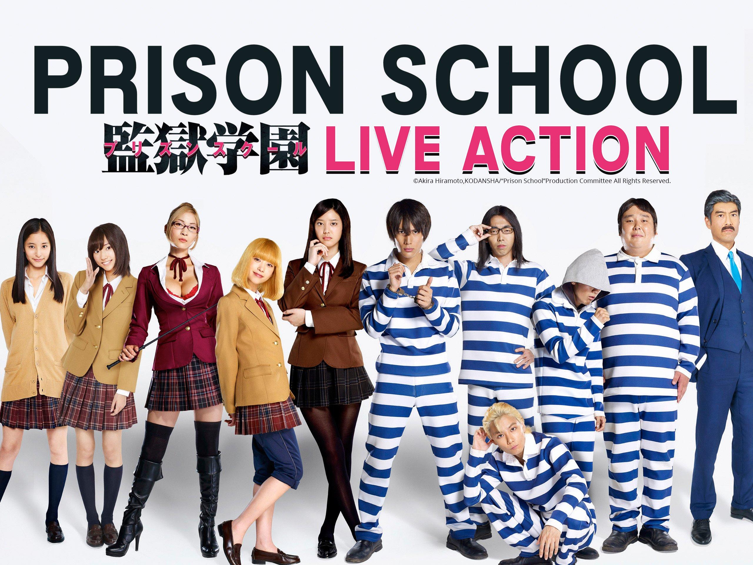 Amazon.com: Watch Prison School: Live Action (Original ...