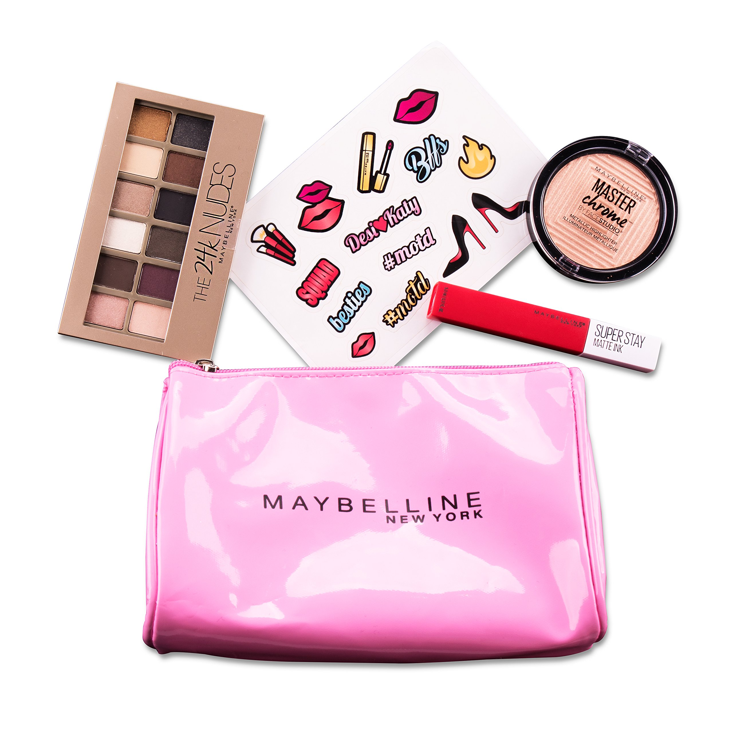 Maybelline New York Bestie Bundle By Desi & Katy