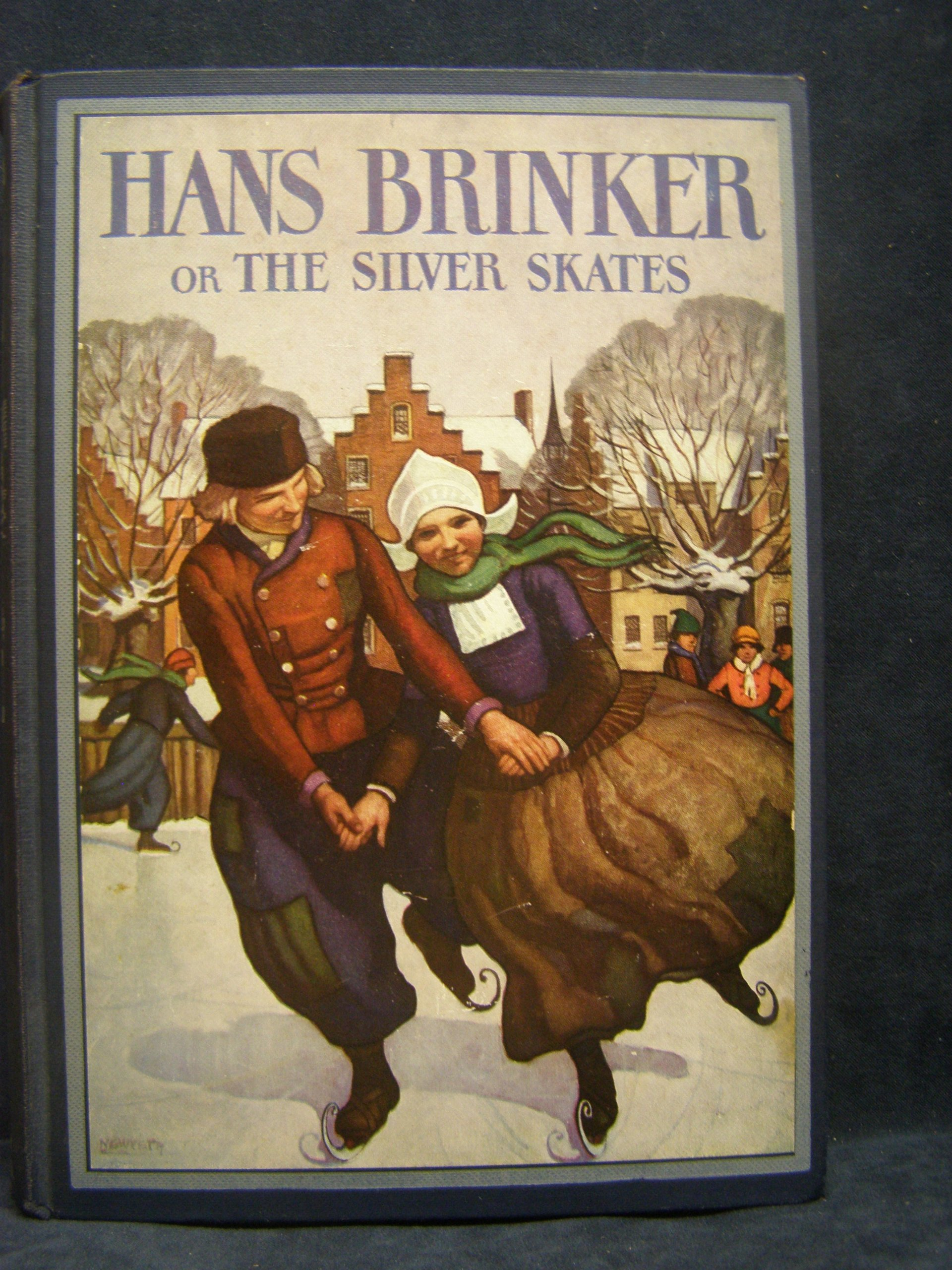 Hans Brinker and the Silver Skates