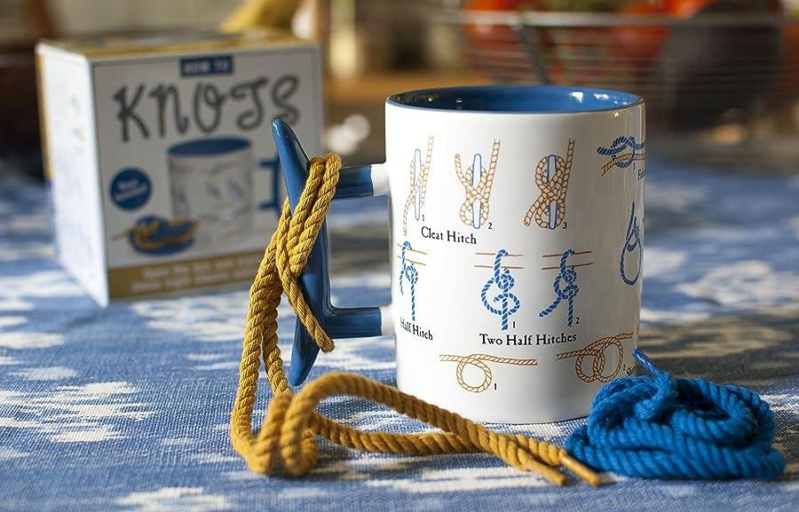 How to Knots Coffee Mug