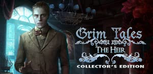 Grim Tales: The Heir Collector's Edition by Big Fish Games