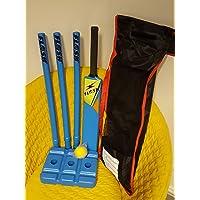 Juego de cricket de talla 3, de iniciación