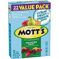 Mott's Medleys Fruit Flavored Assorted Snacks, 22 ct