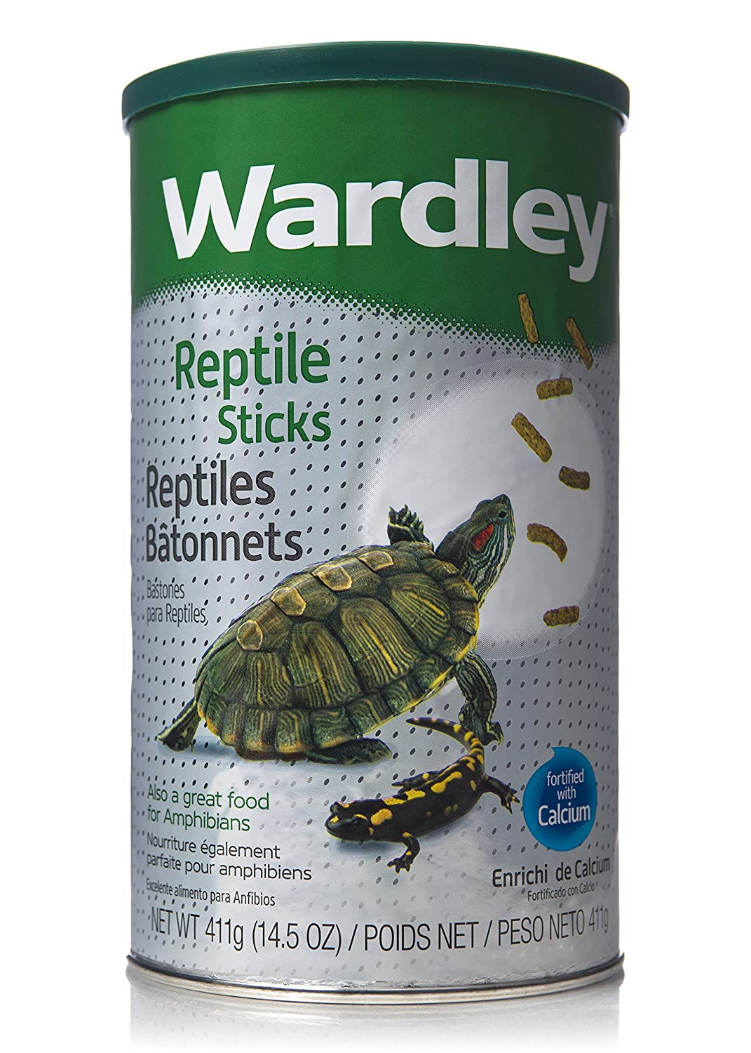 SuperClean Wardley Premium Amphibian and Reptile Food Stix Wardley Products 4332400692