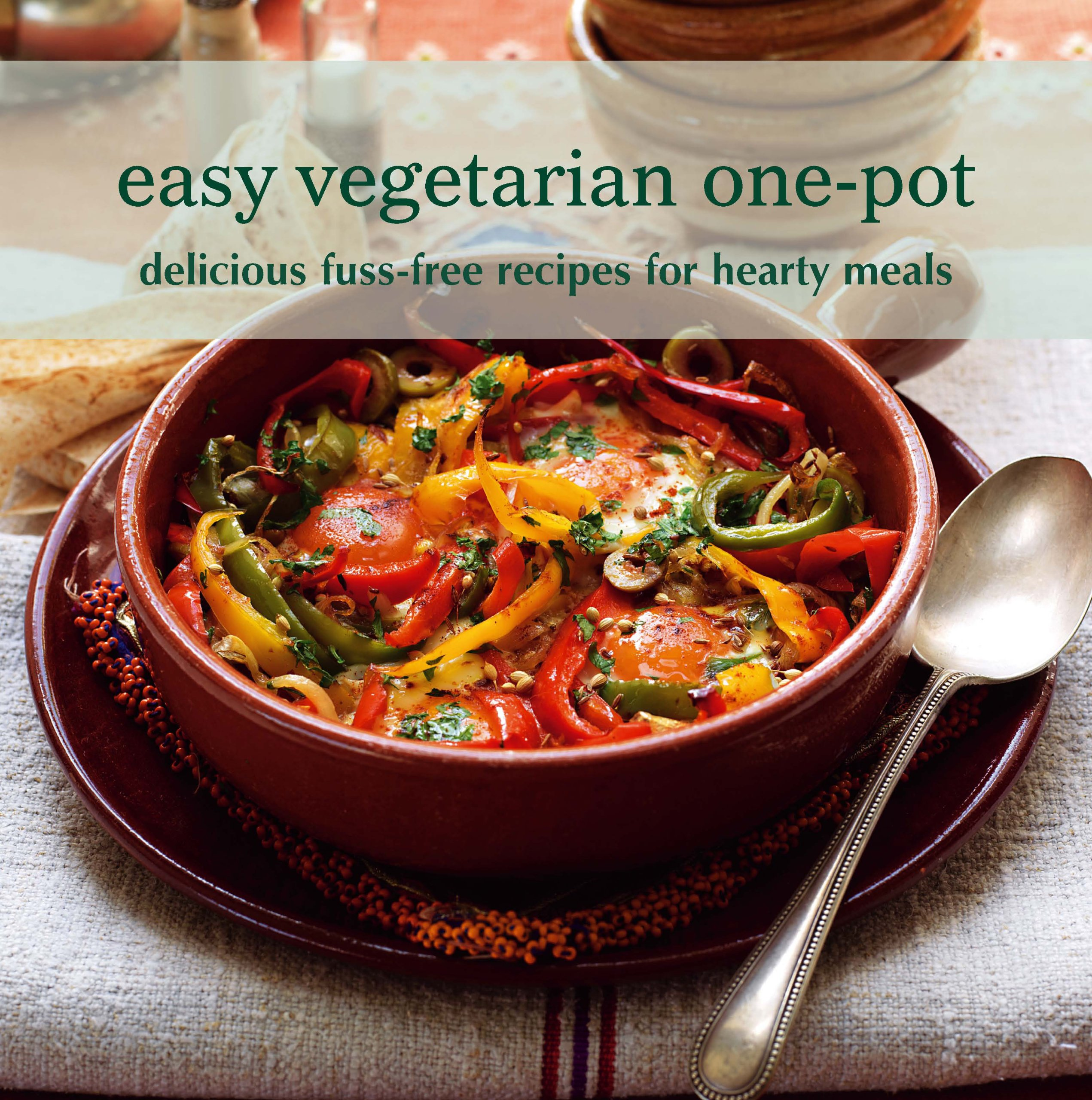 Hearty One Dish Vegetarian Meals