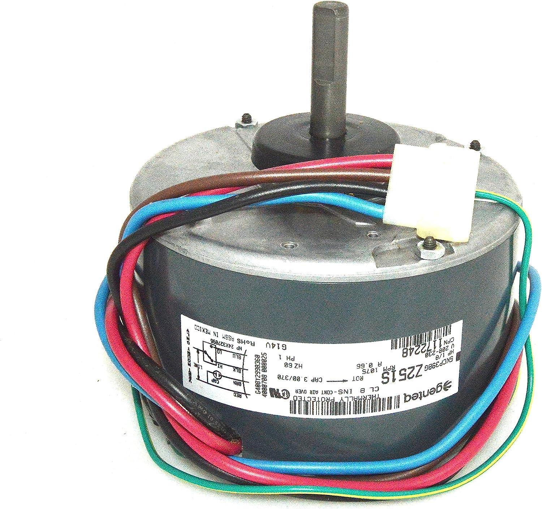 ICP Heil Tempstar 1//5 HP FAN MOTOR 1085925 HQ1085925EM