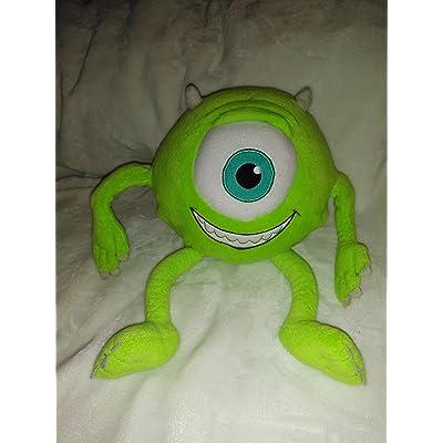 "Disney Monsters Inc. 13"" Mike Wazowski Plush Doll: Toys & Games"