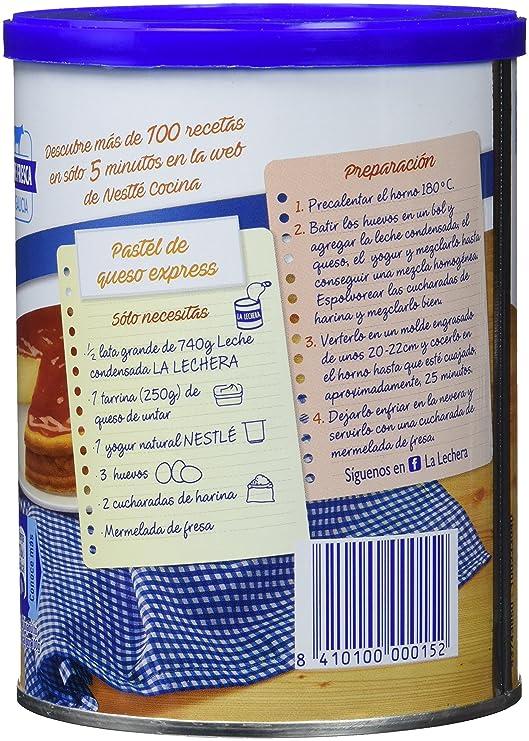 Nestlé La Lechera - La Original - Leche Condensada Entera - 3 ...