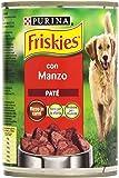 Friskies - Paté, con Manzo - 400 g
