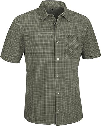 SALEWA Shirt Isortoq Dry Short Sleeve - Camisa/Camiseta para Hombre