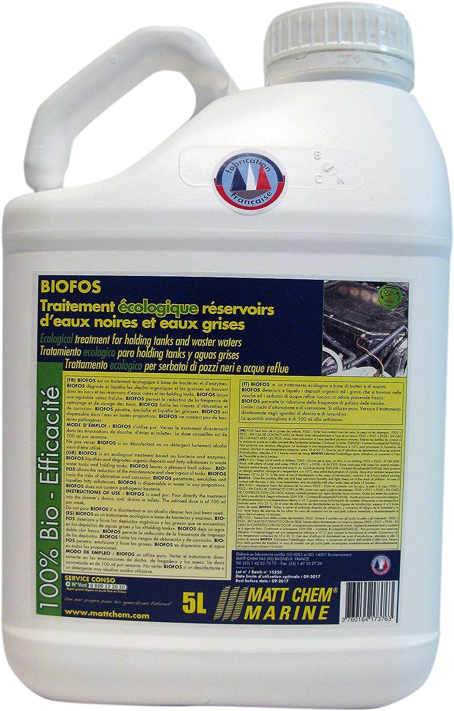 Matt Chem 253 M.5 biofos Tratamiento ecológica de depósito ...