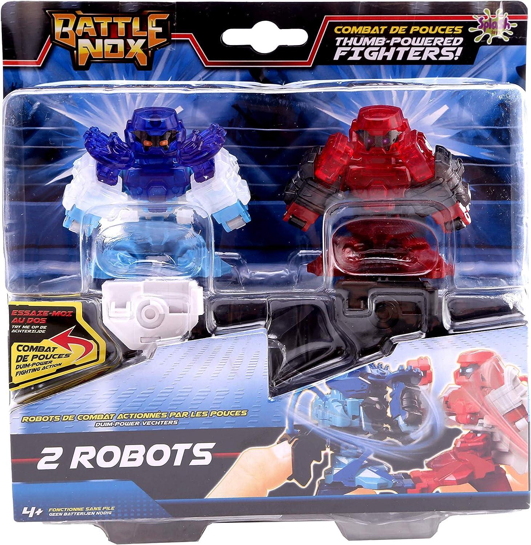 Splash Toys Battle Nox Twin Pack modelo aleatorio, 30618, multicolor: Amazon.es: Juguetes y juegos