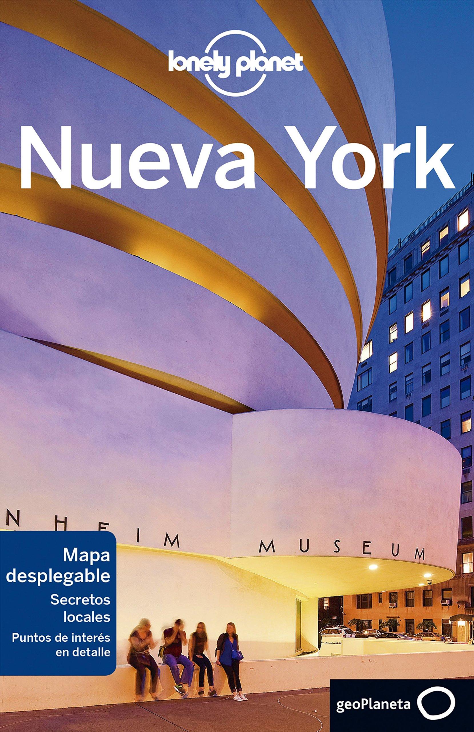 Nueva York 8 (Guías de Ciudad Lonely Planet): Amazon.es: Regis St ...