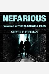 Nefarious: The Blackwell Files, Book 1 Audible Audiobook