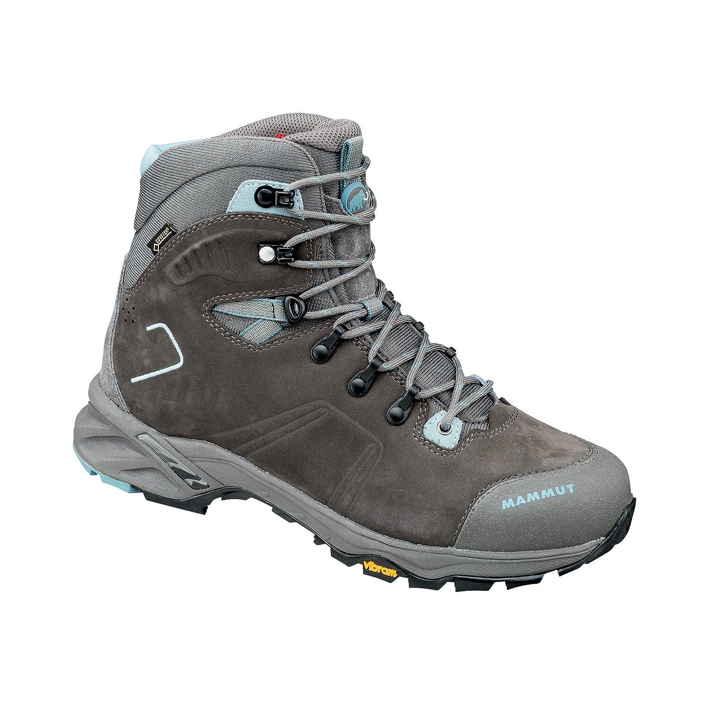 Mammut Damen Trekking- & Wander-Schuh Nova Tour High GTX® Grau (Barkair)
