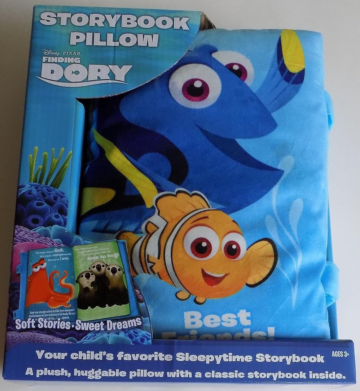 Disney Pixar Finding Dory Plush Storybook Pillow Bendon Inc