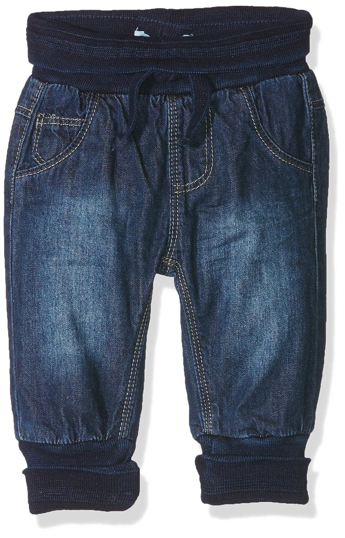 NAME IT Nitart Bag/XR Dnm Pant Mznb Ger, Jeans para Bebés Jeans Bebé-Niños Azul (Dark Blue Denim) 62 13137179