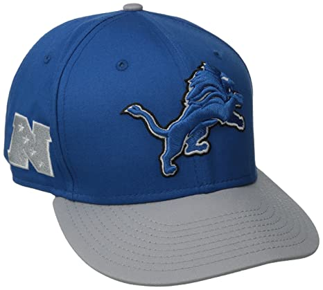 newest 62ffc da0b2 Image Unavailable. Image not available for. Color  NFL Detroit Lions Baycik  Snap 9Fifty Snapback ...