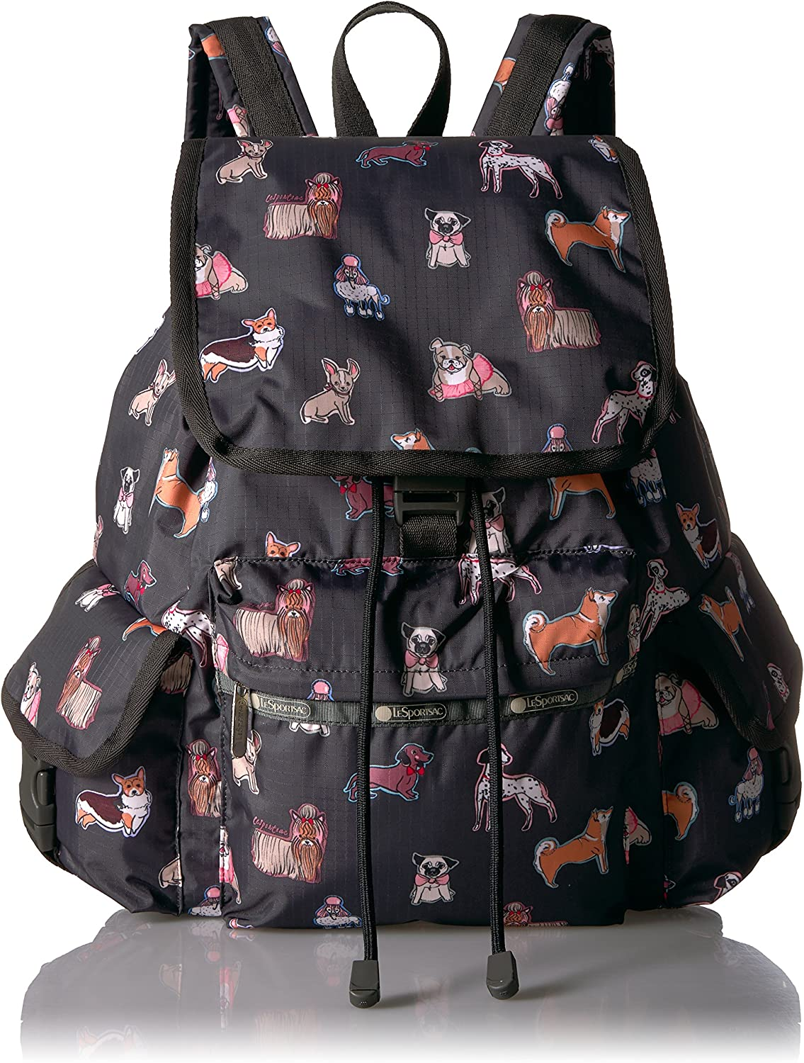 LeSportsac Women's Classic Voyager Backpack