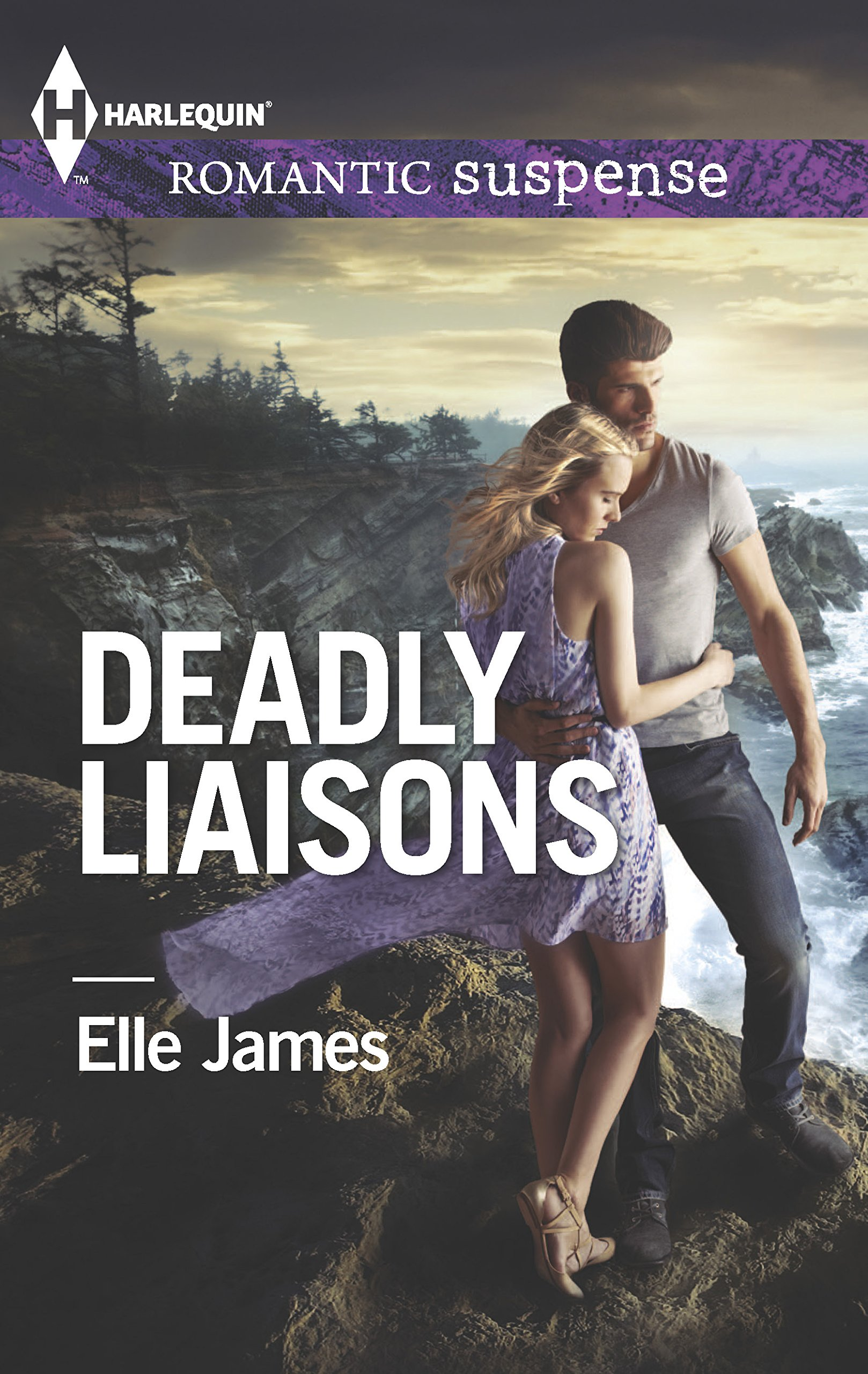 Download Deadly Liaisons (Harlequin Romantic Suspense) pdf epub