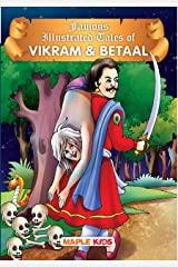 Vikram and Betaal (Illustrated) Paperback