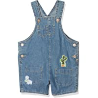 United Colors of Benetton Baby-Mädchen Overall Dungaree