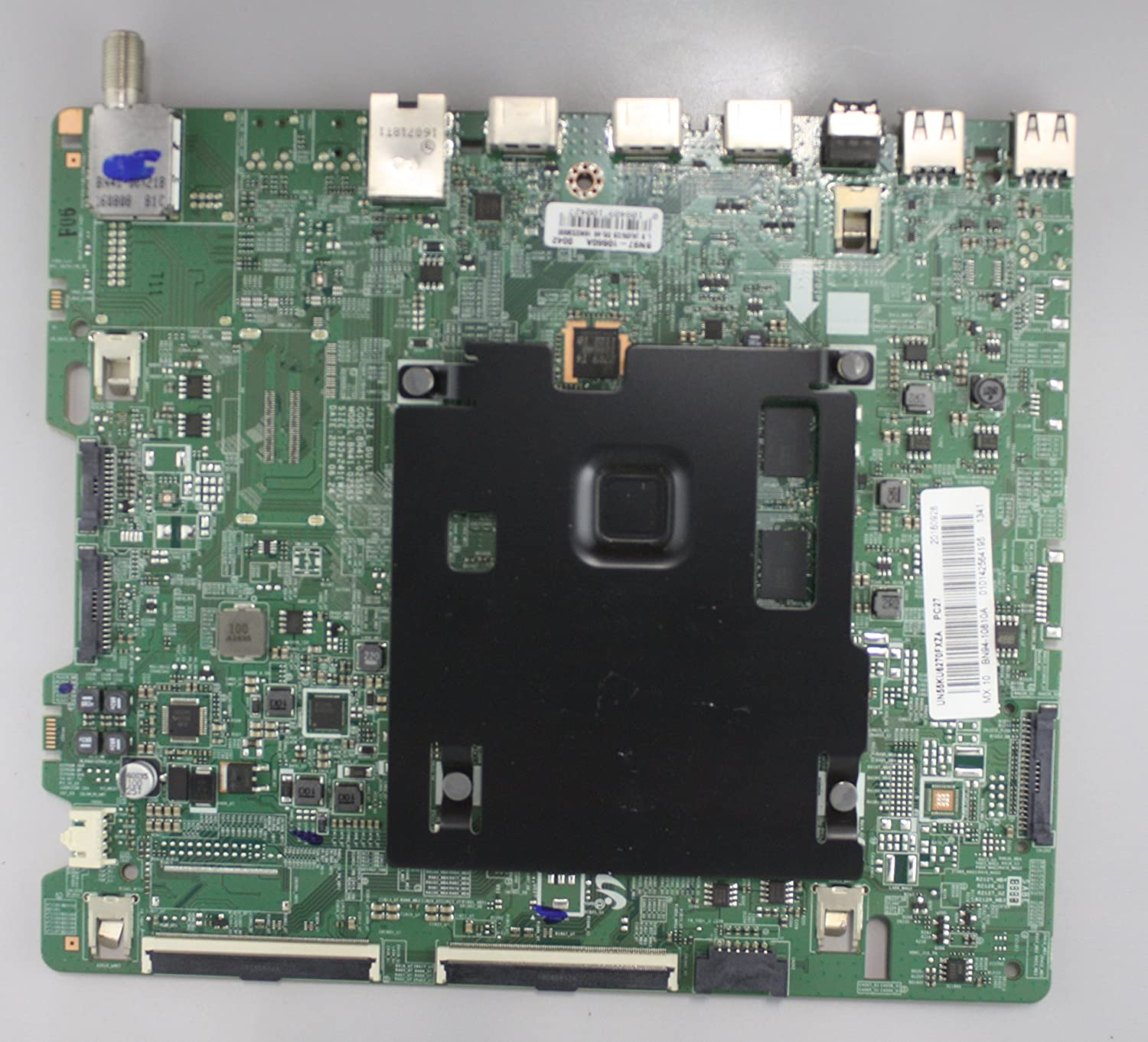SAMSUNG 55 UN55KU6270FXZA BN94-10810A Main Video Board Motherboard Unit
