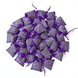 36 Small Lavender Sachets Bag for