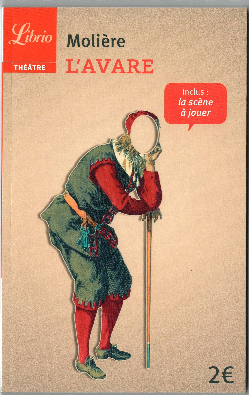 Amazon.fr - L\'Avare - Moliere - Livres