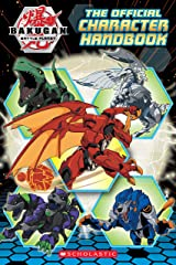 Bakugan Battle Planet: The Official Character Handbook Kindle Edition