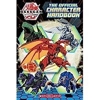 Bakugan Battle Planet: The Official Character Handbook