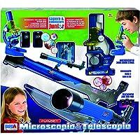 Rstoys 8689–Juego de microscopio y telescopio