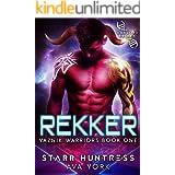 Rekker: Warlord Brides (Warriors of Vaznik Book 1)
