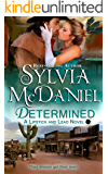 Determined: Western Historical Romance (Lipstick and Lead series Book 5)