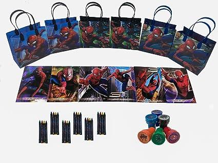 Amazon.com: Spider Man de Marvel, juego de libros para ...