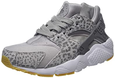 best cheap 7ebd9 4a996 Nike Huarache Run Se (GS), Chaussures de Running Compétition Femme,  Multicolore (