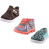 Hot-X Baby Boys & Girls Kids Shoes Combo 11