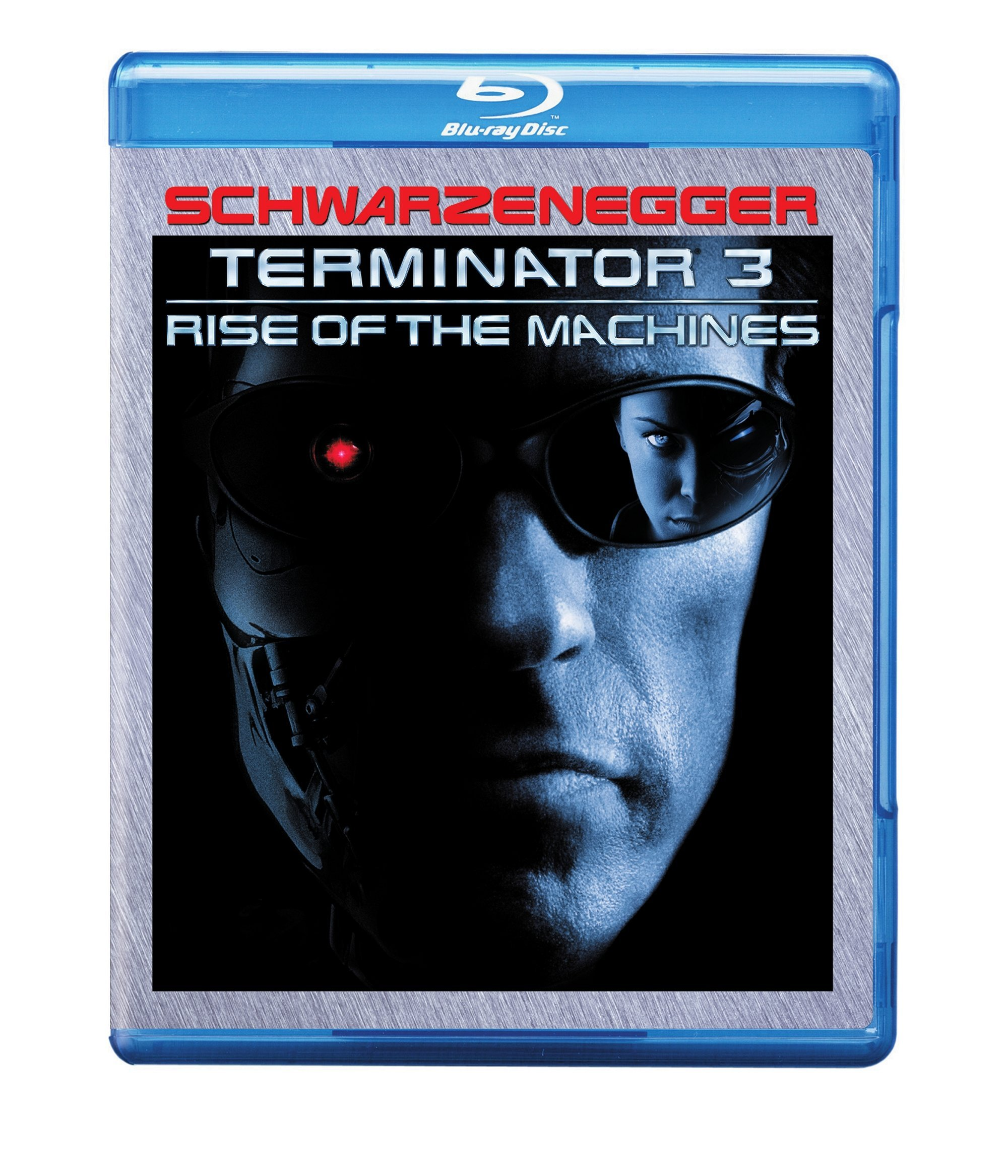 Blu-ray : Terminator 3: Rise of the Machines (AC-3, Widescreen, , Dubbed, Dolby)