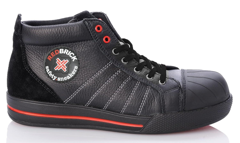Rouge 2 W4 – rougeb ricksich Chaussures Chaussures de Sécurité S3 Sportif paniers Capuchon Et Semelle