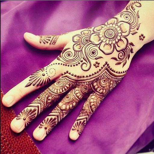 Latest Mehndi Designs 2018 (Simple And Easy Arabic Mehndi Designs For Hands)