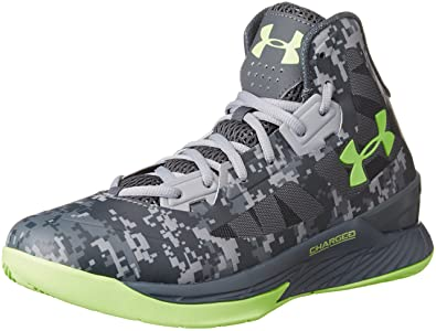 ac5ce94633a8 Amazon.com  Under Armour UA Lightning 3 7.5 Graphite  Shoes