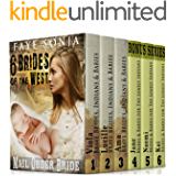 6 Book Boxed set : 6 Stories of The West