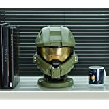 AC Worldwide Halo Master Chief Helmet Portable Bluetooth Speaker with Subwoofer