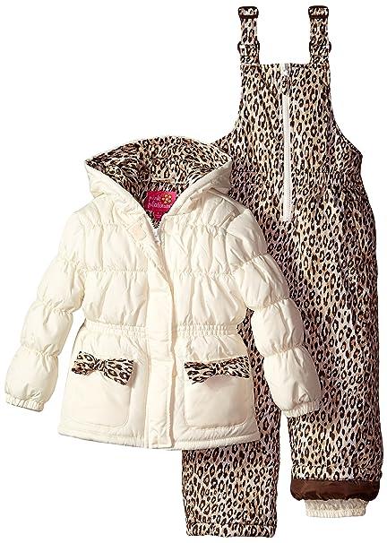 Amazon.com: Pink Platinum - Traje de nieve para niña con ...