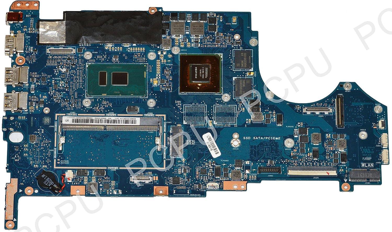 60NB0C20-MB7110 Asus Q524UQ Laptop Motherboard 8GB w/Intel i7-7500U 2.7Ghz CPU