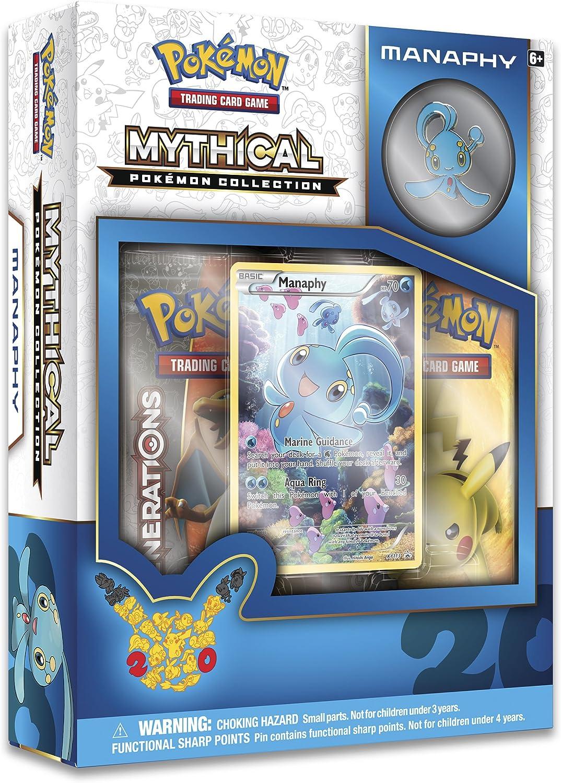 Pokémon TCG: Mythical Collection Card Game