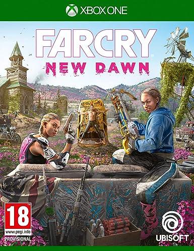 Far Cry New Dawn Amazon Co Uk Pc Video Games