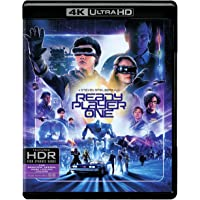 Deals on Ready Player One 4K Ultra HD