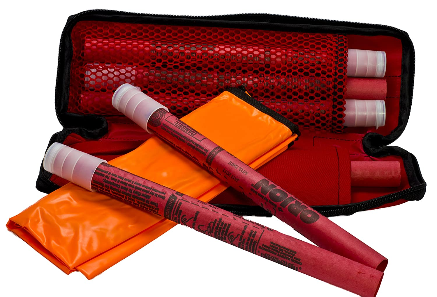 Orion Safety Products 6020 Pack of 6 20-Minute Flare,